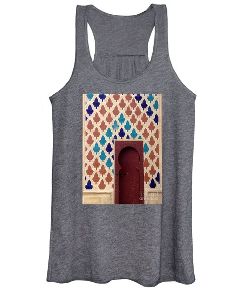 Dubai Doorway Women's Tank Top