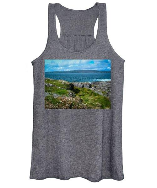 Women's Tank Top featuring the photograph Dunmanus Bay Seascape by James Truett