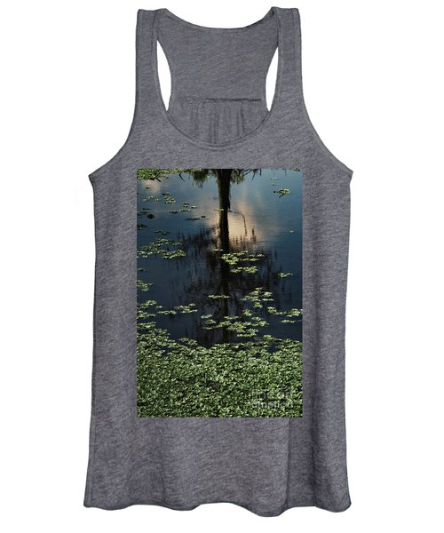Dusk In The Swamp Women's Tank Top