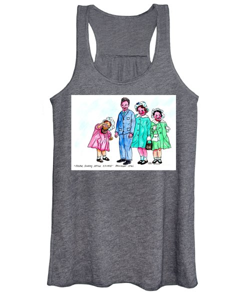 Easter Sunday - After Church Women's Tank Top