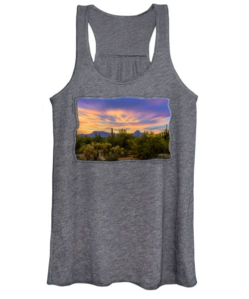 Easter Sunset H18 Women's Tank Top