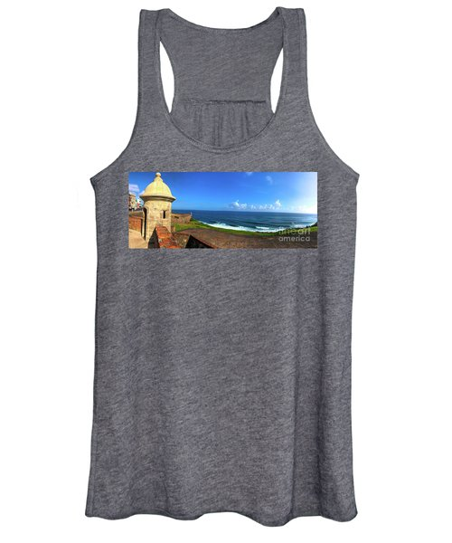 Eastern Caribbean Women's Tank Top