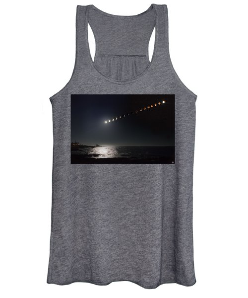 Eclipse Of The Moon Women's Tank Top