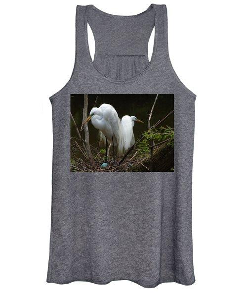 Egrets Women's Tank Top