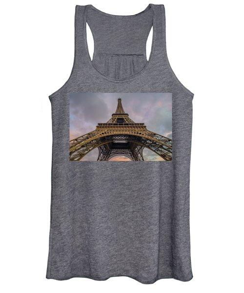Eiffel Tower 5 Women's Tank Top
