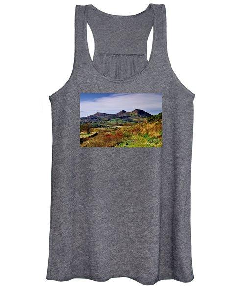 Eildon Hills Borders Scotland Women's Tank Top