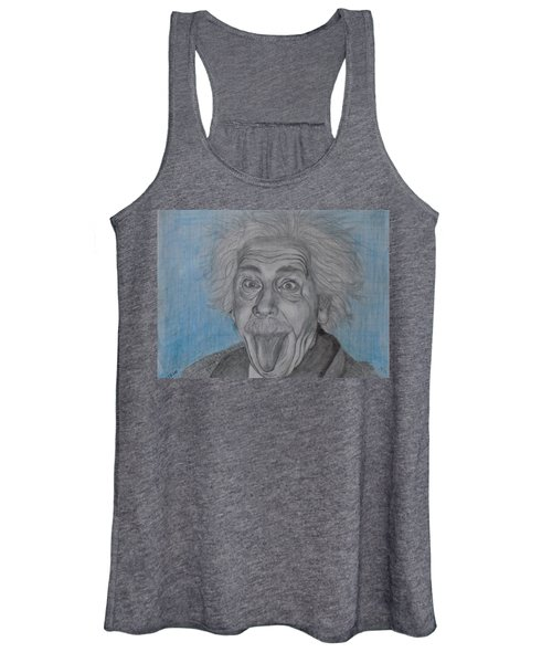 Einstein Women's Tank Top
