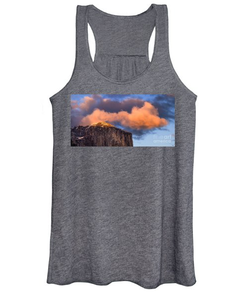 El Cap Glow Women's Tank Top