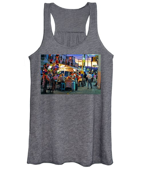 El Flamazo Women's Tank Top