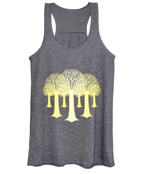 Electricitrees Women's Tank Top