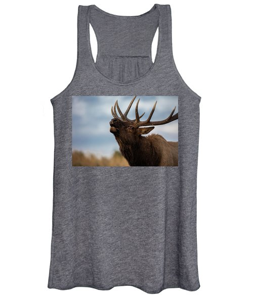 Elk's Screem Women's Tank Top