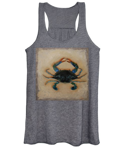 Ellen's Crab Women's Tank Top