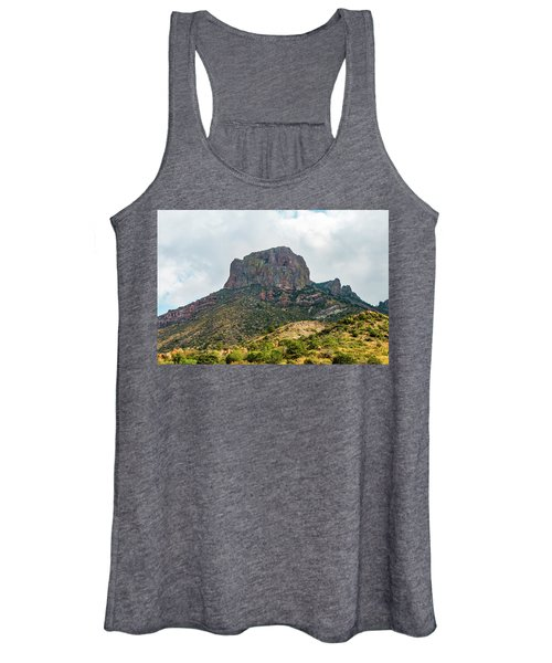Emory Peak Chisos Mountains Women's Tank Top