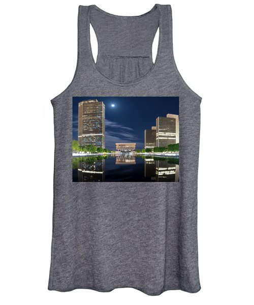 Empire State Plaza Women's Tank Top