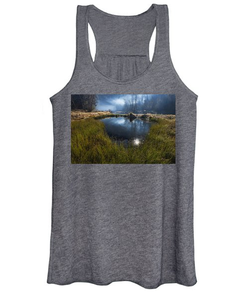 Enchanted Pond Women's Tank Top