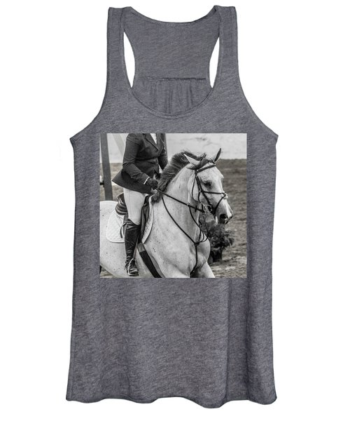 Entry Circle Show Jumping Women's Tank Top