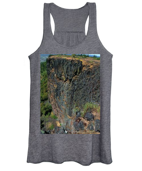 Erosion Of Flow Women's Tank Top