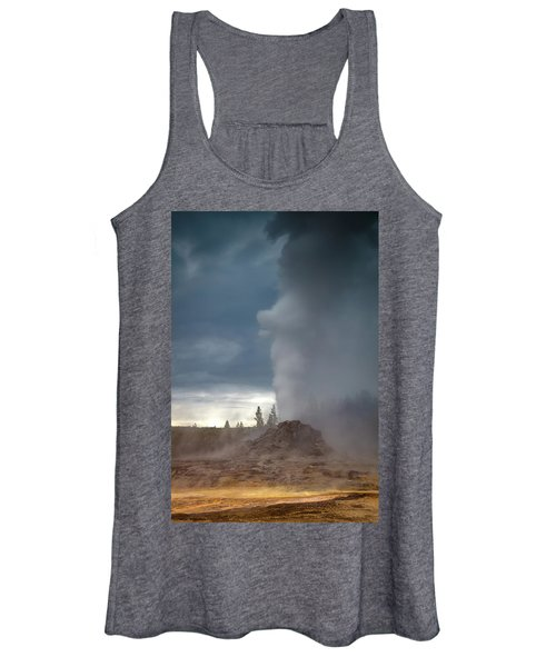 Eruption Women's Tank Top