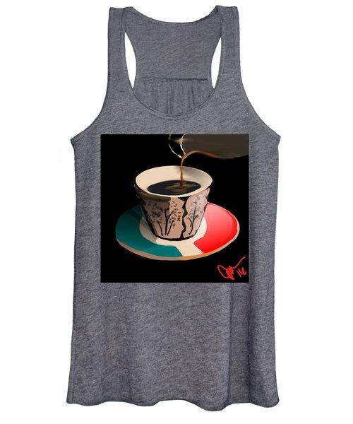 Espresso Women's Tank Top