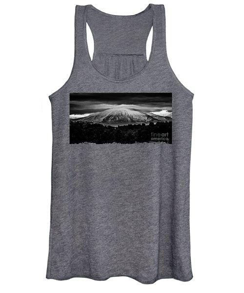 Etna, The West Side Women's Tank Top