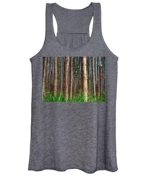 Eucalyptus Forest Women's Tank Top