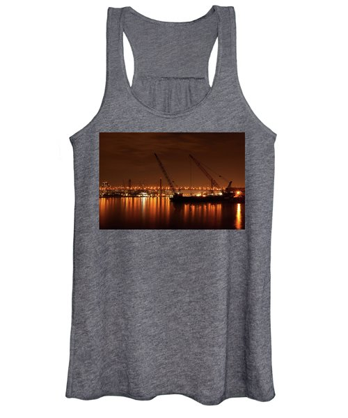 Evening Illumination Women's Tank Top