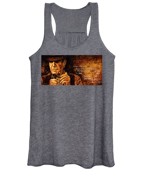 Everybody Knows Women's Tank Top