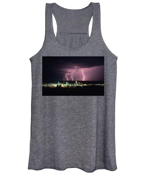 Exxon Lightning Women's Tank Top