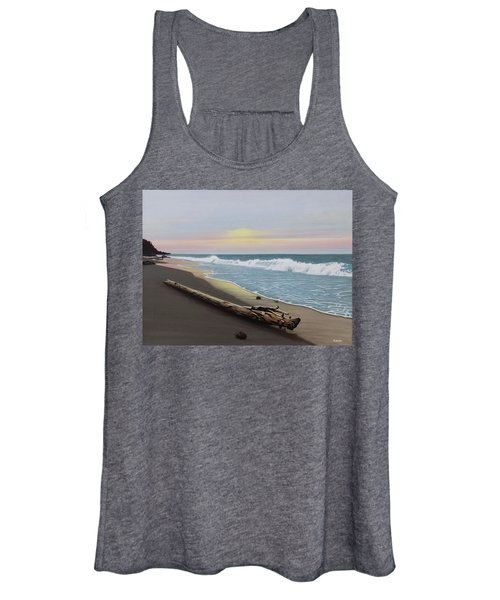 Face To The Morning Women's Tank Top
