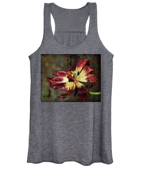 Faded Elegance Women's Tank Top