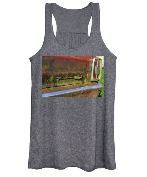 Fairlane Emblem Women's Tank Top