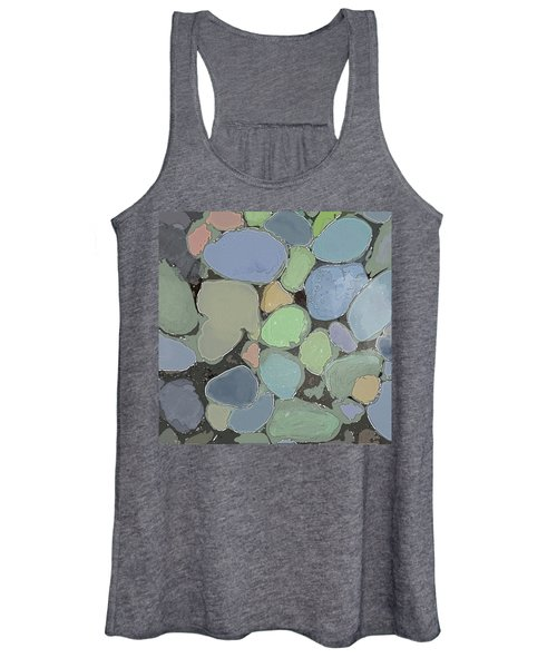 Women's Tank Top featuring the digital art Fairy Pool by Gina Harrison