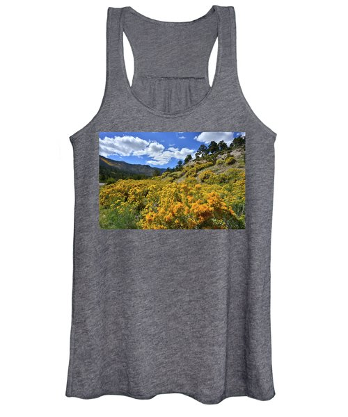 Fall Colors Come To Mt. Charleston Women's Tank Top
