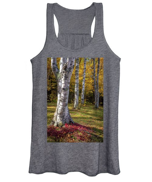 Fall Colors Women's Tank Top