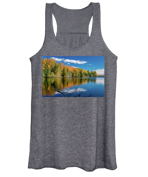 Fall Reflections  Women's Tank Top