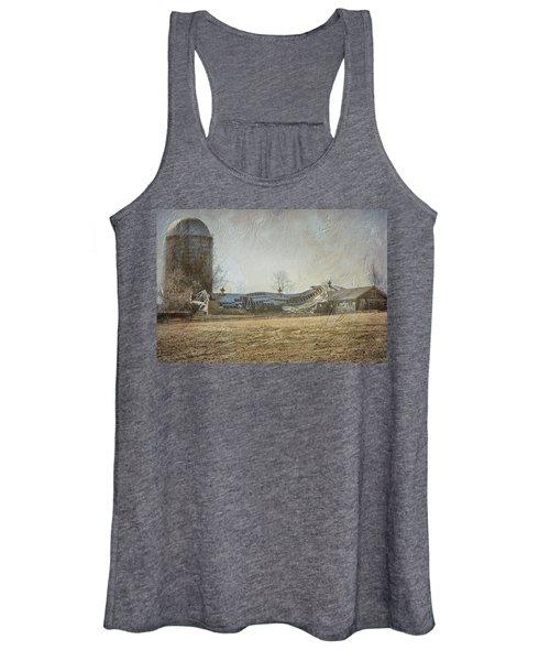 Fallen Barn  Women's Tank Top