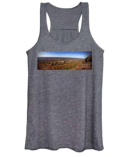 New England Women's Tank Top
