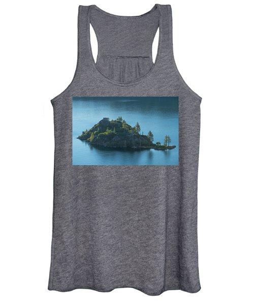 Fannette Island Women's Tank Top