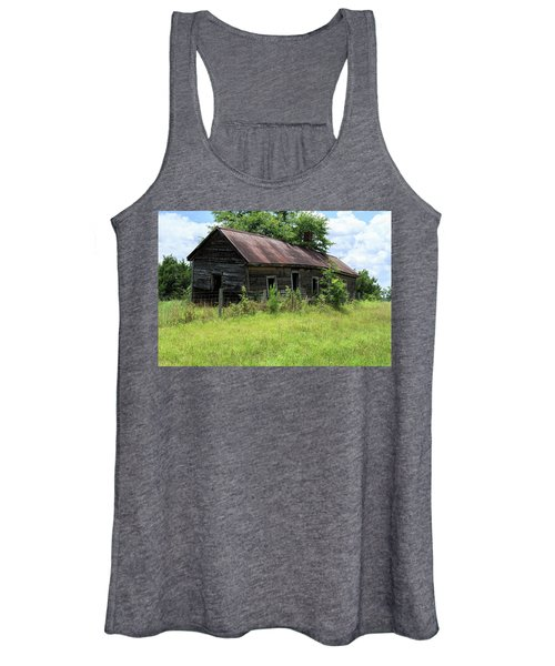 Farmhouse Abandoned Women's Tank Top