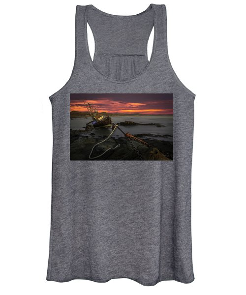 Fate Of The Point Estero Women's Tank Top