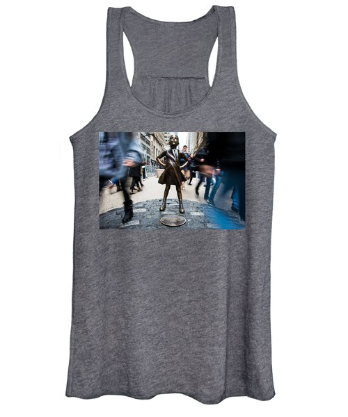 Fearless Girl Women's Tank Top