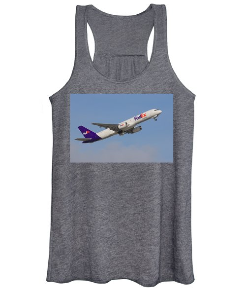 Fedex Jet Women's Tank Top