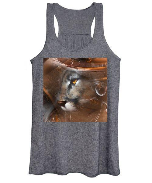 Feline Princess Women's Tank Top