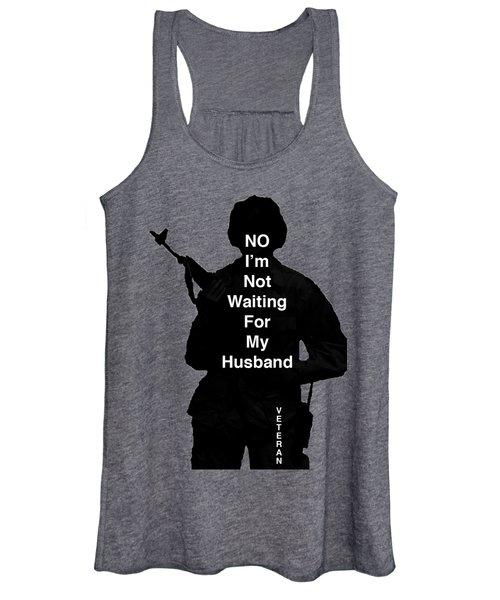 Female Veteran Women's Tank Top
