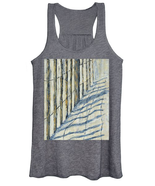 Fence At Palmetto Dunes Women's Tank Top
