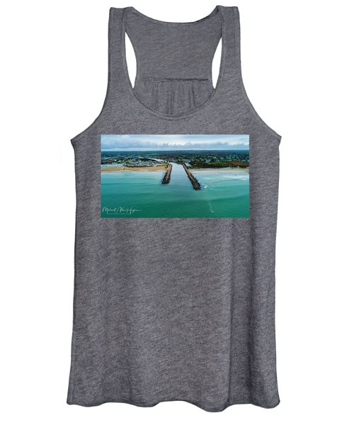 Fenway Beach Breakwater Women's Tank Top