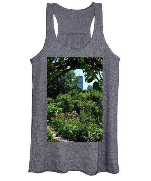 Fenway Victory Gardens In Boston Massachusetts  -30951-30952 Women's Tank Top