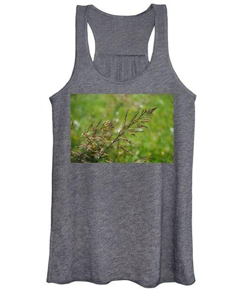 Fields Of Grain Women's Tank Top