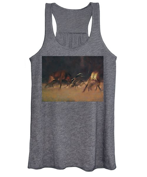 Fighting Stags I. Women's Tank Top