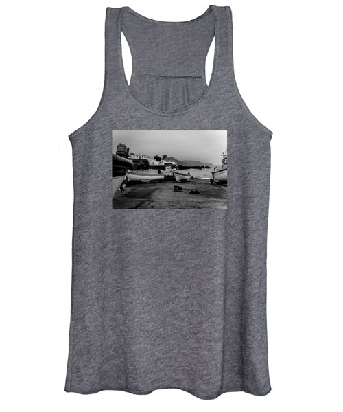 Fine Art Back And White252 Women's Tank Top